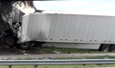 Fatal accidents due to truck driver fatigue growing problem