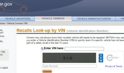 NHTSA rolls out search tool for vehicles subject to product recalls