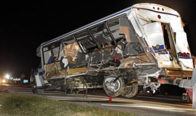 Truck driver distraction could be behind recent fatal truck accident