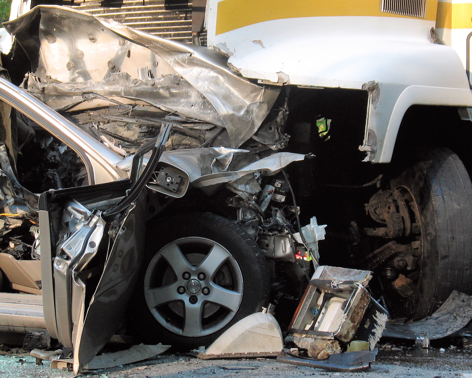 Harsher penalties for truck driver fatigue leading to crashes in