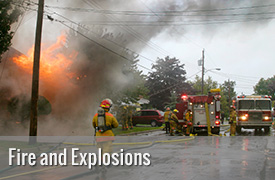 St. Louis Burn Injury Lawyer for Fires & Explosions