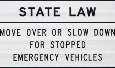 "Ignoring ""move over"" laws causes too many fatal car accidents"