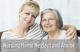 Nursing Home Negligence and Abuse Law Firm