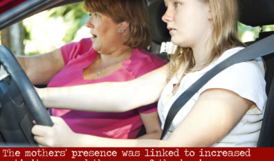 Study looks at patterns related to teen drivers and risk taking