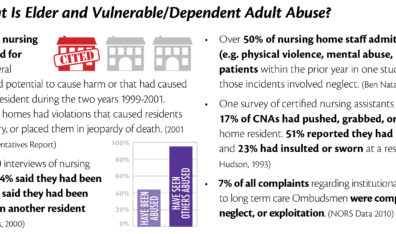 Nursing home arbitration clauses not always mandatory in abuse, neglect cases