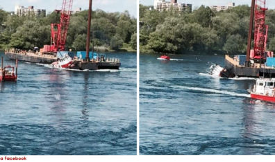 2 capsized vessel incidents involving tug boats: Jones Act claim to follow?