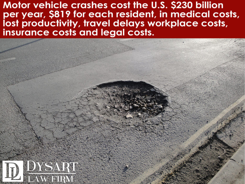pot hole graphic